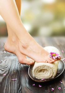 Hand und Fusspflege